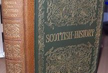 Books (Scottish / Irish / Celtic / Whisky / Whiskey / Maritime) / A collection of books about Scotland - Ireland - Celtic.  Of this there can not be enough. I like them. / by Alba Collection