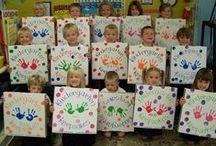 Kindergarten & First Grade / by Teaching Little Learners