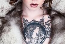 Tattoo, piercing / by Made In Eden