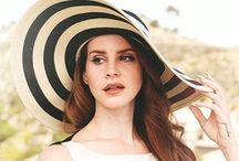 Lana Del Rey / by Jessica Rose
