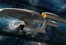 Star Trek / by David Radzik