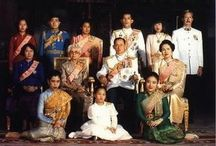 THailand : Royal  Family / by Wiw@n Boony@