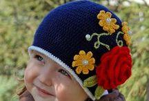 Hat crochet / by Aor