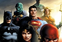 DC / This is the best comics and characters anyone will ever experience... so, enjoy :D / by Whisper Kiana Bolen