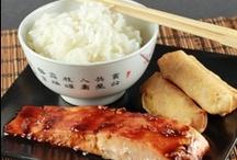 Asian Food Recipes / by Ririko Dee