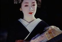 KIMONO ☆ GEISHA / by Ririko Dee