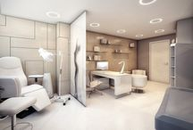 Interior 3 - Hospital, Healthcare, Clinic / by Sinta Polla