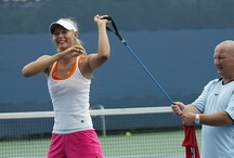 Work It Out / Get in your best tennis shape by using some of these workout tips! / by Family Circle Cup