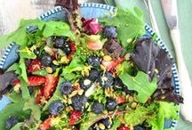 Salads and Dressings / by Michelle Underhill Gundersen