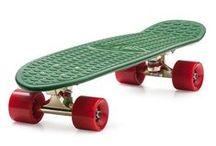 Skateboarding / by Phil Boyd