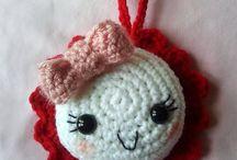 Crochet stuffed / by Melissa Wise