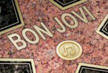>: ) Bon Jovi / by Eve Langevin