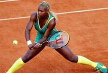 Fashion Forward / Today's tennis stars use the tennis court as their personal runway. Check out these famous fashions worn by your favorite players! / by Family Circle Cup