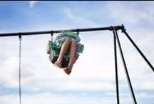 Swing.Float / by SUZE MARIA  . freelance Illustrator.