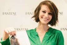 Short Cuts / Shot hair styles, inspiration, looks and how-tos.   / by Pantene