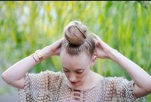 Buns / From top-knots to chignons – all the buns that make us #wantthathair!   / by Pantene