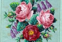 Classic cross stitch / by Carolyn Rau