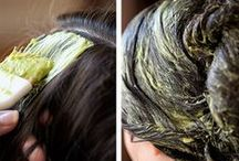 hair / by Xiomara Rivera