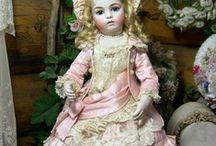 куклы / by Galina L,