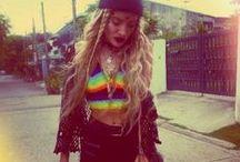Urban Hippie / My style / by Ambie