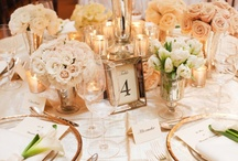 Wedding / Everything to do with Beautiful Weddings! Nothing tacky here!!  / by Kimberley Blair