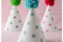 Dippin' Dots Party! / A polka dot party is a fun, easy and simple way to spice up any celebration. Coordinate your décor with your favorite Dippin' Dots flavors! / by Dippin' Dots