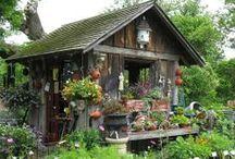garden stuff / by Linda Beem