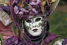 Velence-karnevál-maszkok / by Zsuzsa Sz.