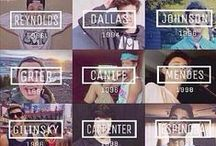MaGcOn BoYs!! / I love the MAGCON BOYS! They are all so cute and they always make me smile!  / by Hannah Mathews ❤️⚓️