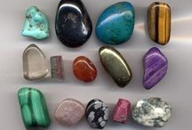 Rocks, Crystals, Gems & Minerals / by Carolyn Anders