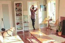 Someday, I'll make a house a home. / by Kim Konderla