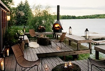 Outdoor Spaces / by Meghan Smith