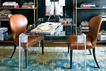 Lucite Furniture / by Meghan Smith