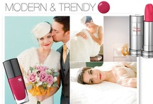 Modern & Trendy Wedding / Via Krystyl B - Picture Perfect Contest Winner! / by Lancome USA