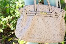 handbags, earrings, etc., etc., / by Jackie Cavitt
