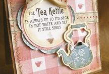 tea time... / by Jackie Cavitt