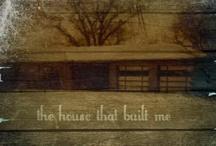 home sweet home / by Jackie Cavitt
