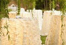 Wedding Reception Ideas / by Suanne Washington