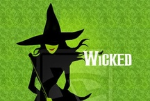 wicked, the musical... / by Jackie Cavitt