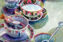 Tea time / by ~ Janette ~