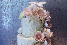Wedding Cakes / by ❤️Belu Cottage❤️