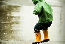 Rainy Day Activities / by JustAskBoo