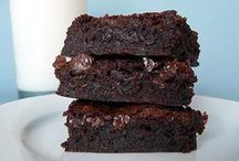 Let's Bake Brownies / Brownie recipes and baking tipd / by Baker's Secret