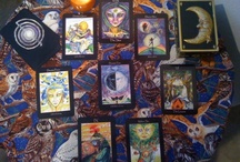 Tarot and oracles / by Ashaela Shiri