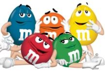 my m&m addiction!!! / such a guilty, guilty pleasure :P / by Silvermist
