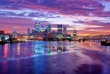 Pittsburgh / by Dana Trainor