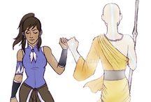 ATLA/LOK / Everything Avatar related! ^-^ / by Tori