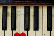 Ivory Keys / by Samantha Nohr