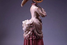 1870s Victorian fashions and beyond / by Kim Poovey
