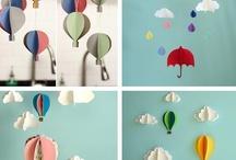 Neat ideas/DIY / by Carmen Diem